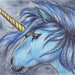 ACEO-blue-unicorn